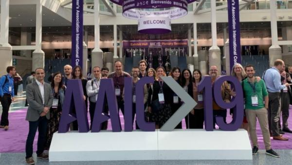 BBRC researches in the Alzheimer's Association International Conference 2019